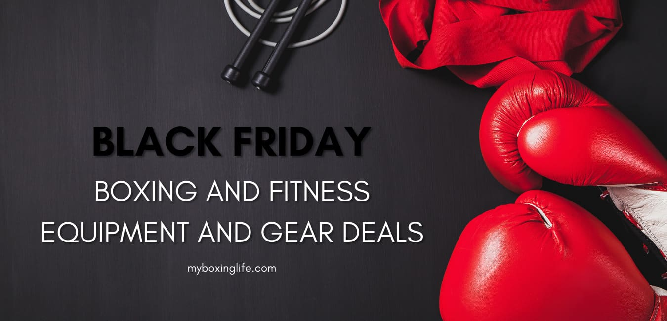 Black Friday Boxing And Fitness