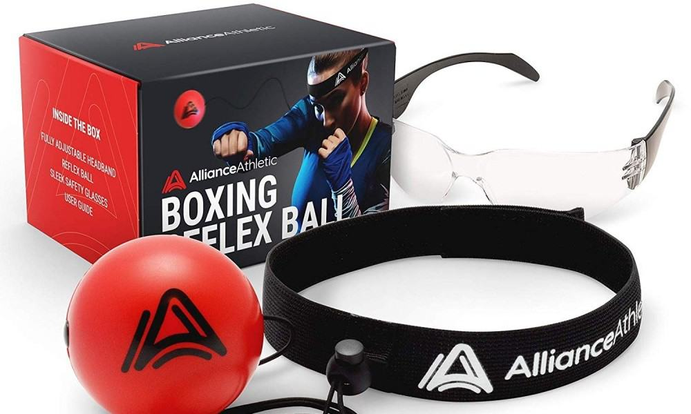 Alliance Athletic Boxing Reflex ball