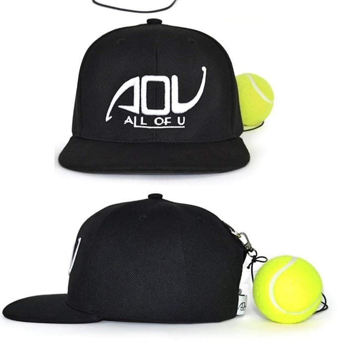 AOU reflex ball hat