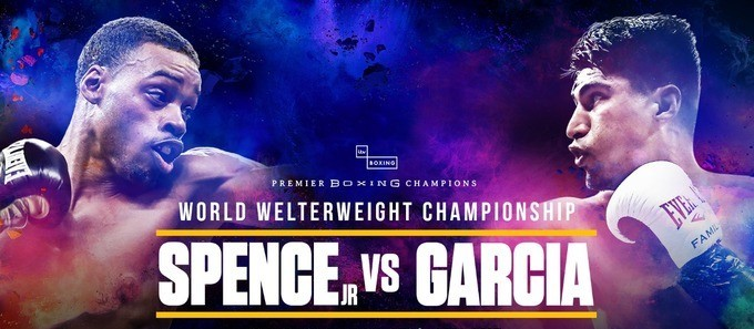 Spence Jr vs Garcia