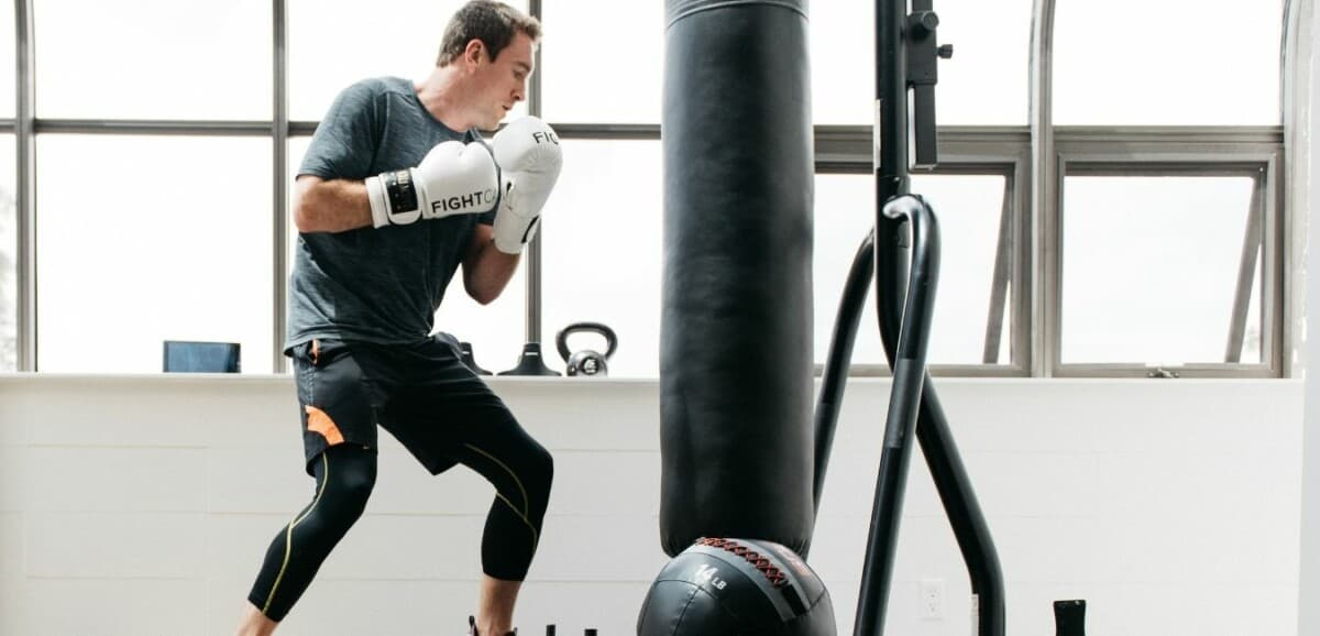 AMAZING HOME BOXING GYM EQUIPMENT & IDEAS