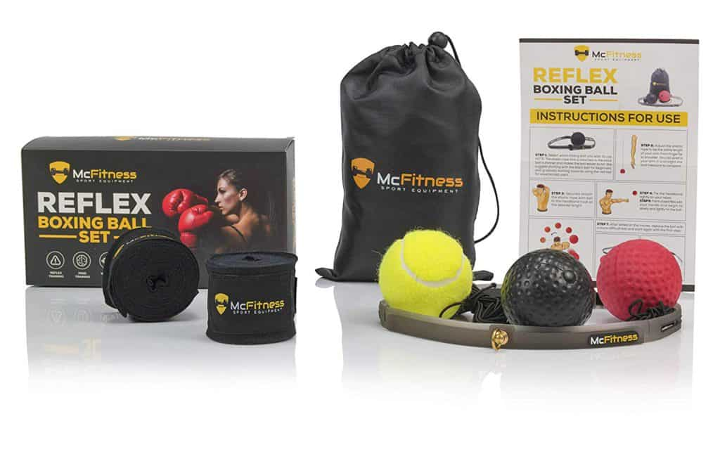 Mcfitness boxing reflex ball