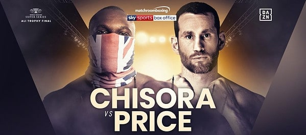 Chisora vs Price