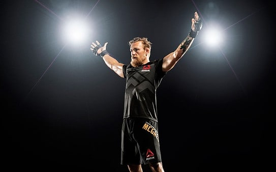 Conor McGregor Reebok