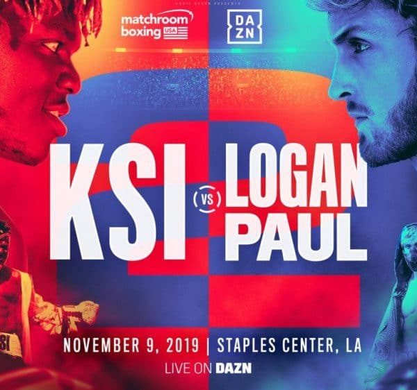 Ksi vs Logan Paul