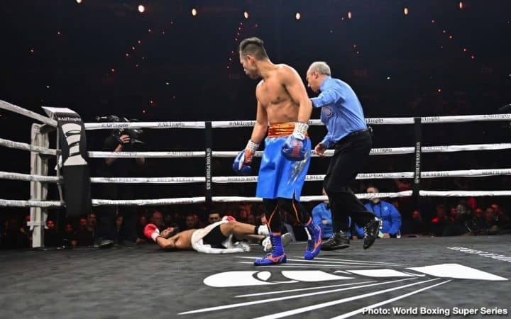 Donaire KO over Young
