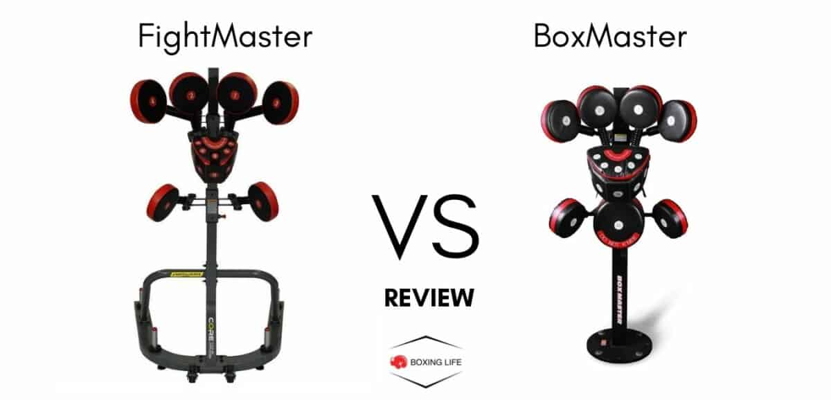 fightmaster vs boxmaster review