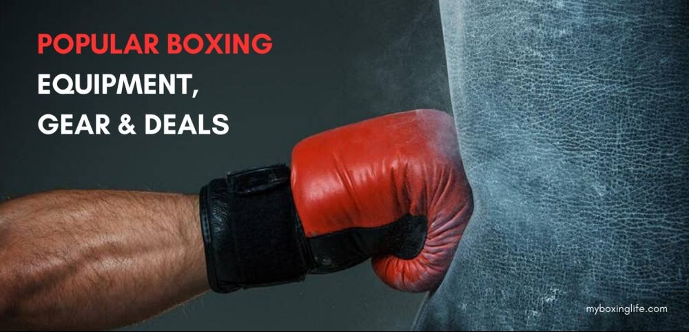 Popular Boxing equipment, gear, deals and best-sellers