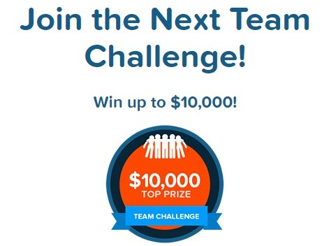 Healthy Wage Team Challenge