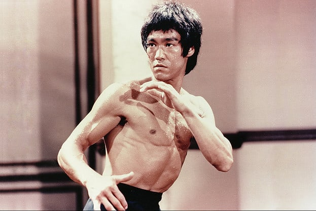 The Legendary Bruce Lee
