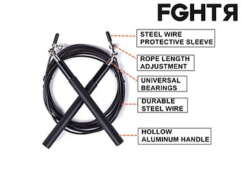 FGHTR Training Rope