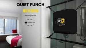 Quiet punch review | Doorway punch bag