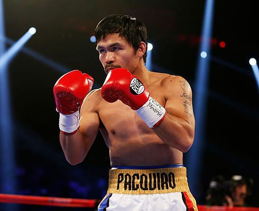 Manny Pacquiao  | Cleto Reyes