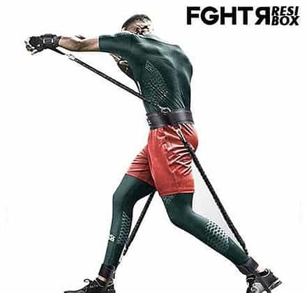 Shadow Boxing Resistance Suit
