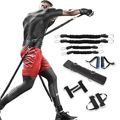 BoxBandz Shadow Boxing resistance suit