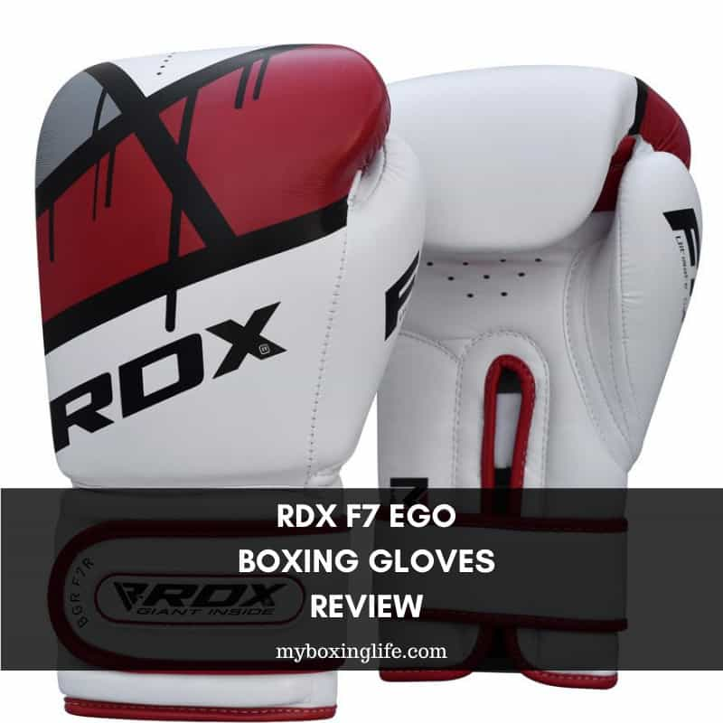 RDX F7 Ego Boxing Gloves Review
