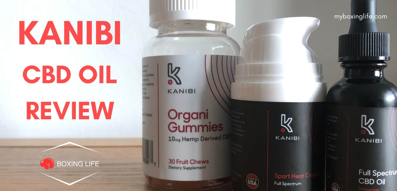 Kanibi CBD oil review