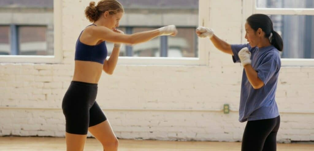 Why women should take up boxing