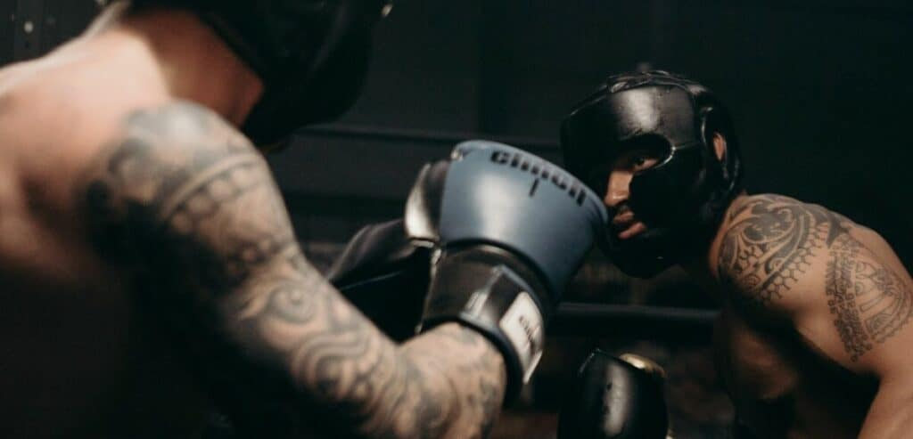Boxing and meditation | Preparation for mind games