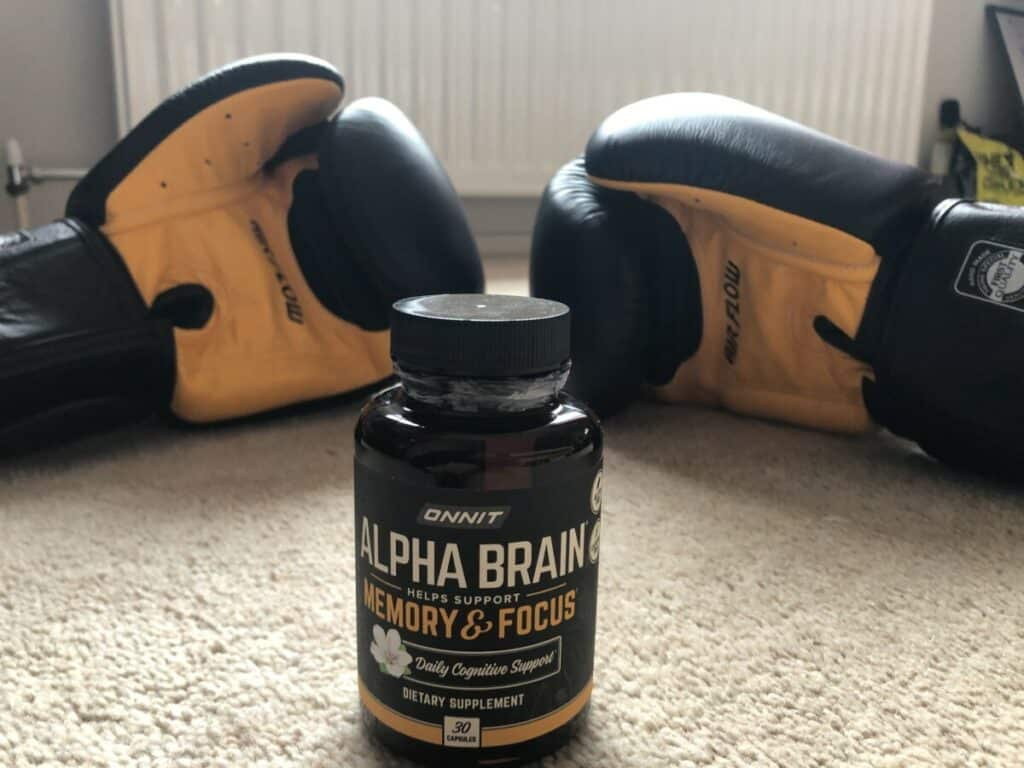 Alpha brain For boxing | mma | fighters