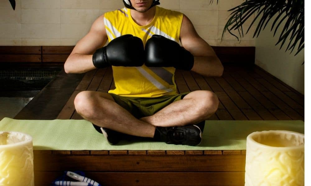Mediation boxing recovery